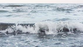 Выплеск волны моря стоковое изображение