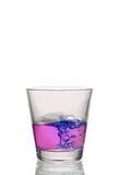выплеск питья Стоковое фото RF