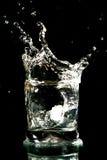выплеск спирта Стоковые Изображения RF