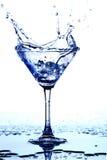 выплеск спирта стоковые изображения