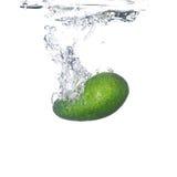выплеск avacado Стоковые Изображения RF