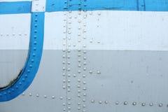 Выпушка тележки неба около двери Стоковая Фотография