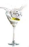 Выплеск лимона Стоковое Фото