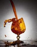 Выплеск питья Стоковое Фото
