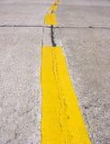 выравнивает дорогу Стоковое фото RF