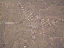 выравнивает nazca Стоковые Фотографии RF