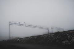 выравниваться туманный Стоковое Изображение RF
