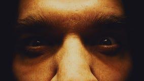 Выражение лица ненависти стоковое изображение rf
