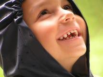 выражение мальчика Стоковая Фотография RF