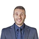 Выражения бизнесмена Стоковое фото RF