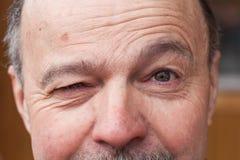 Выражения лица - сюрприз и удар Стоковые Фото