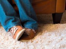 Выражения ноги Стоковая Фотография