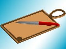 вырезывание доски Стоковая Фотография RF