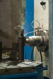 Вырезывание металла Стоковая Фотография RF