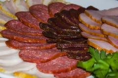 Вырезывание мяса Стоковое Изображение