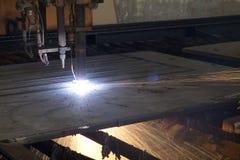 Вырезывание плиты Стоковое фото RF