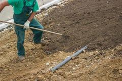 Выровняйте почву 2 Стоковое Изображение RF