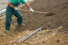 Выровняйте почву 4 Стоковые Изображения RF