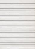 выровнянная бумага Стоковое Изображение