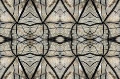 Выровнянная предпосылка древесины картины Стоковые Изображения
