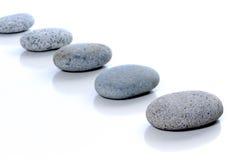 выровнянные камни Стоковые Фотографии RF