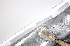 Выровнянный плинтус Стоковые Фотографии RF