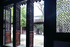 Высекаенная дверь Стоковые Фотографии RF