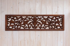 Высекаенная деревянная доска Стоковое фото RF