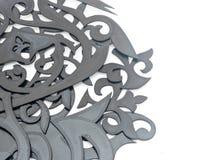 Высекаенные декоративные элементы Стоковая Фотография