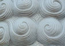 Высекаенный нефрит Стоковая Фотография