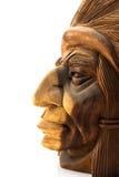 высеканная индийская древесина Стоковое Изображение RF