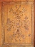 высеканная древесина картины Стоковые Фотографии RF