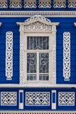 высеканная стена украшения Стоковое Фото