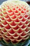 высеканный арбуз Стоковые Изображения RF