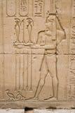 высеканный бог Стоковое фото RF