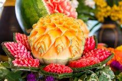 высекать плодоовощ Стоковая Фотография RF