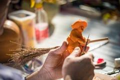 Высекать тыквы Helloween Стоковая Фотография RF