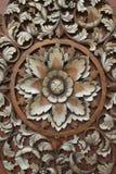 высекающ картины деревянные Стоковое Изображение RF