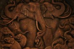 Высеките древесину handmade стоковая фотография