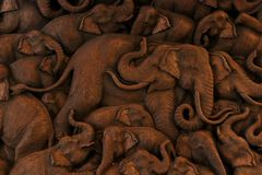 Высеките древесину handmade стоковые изображения
