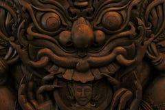 Высеките древесину handmade стоковое изображение