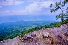 Высеките каменную скалу Lom Sak стоковые изображения rf