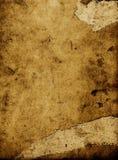 выскобленная бумага Стоковые Фото