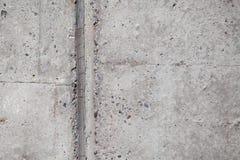 Высокая бетонная стена разрешения Стоковая Фотография RF