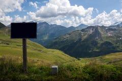 Альп Стоковое фото RF