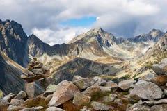 Tatras Стоковое Изображение RF