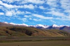 Высокая гора Стоковая Фотография