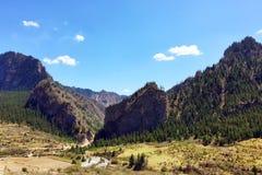 высокая гора Стоковые Изображения