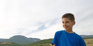 высокая долина стоковое фото