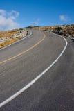 высокая дорога Стоковые Фото